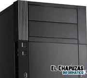 SilverStone presenta su torre micro ATX PS07