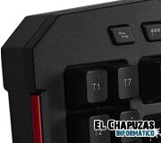 Tt eSPORTS presenta el teclado gaming MEKA G1 Combat White