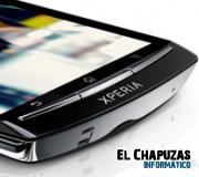 Sony Ericsson Xperia Arc HD a la vista