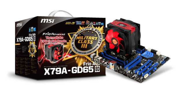 MSI X79A GD65 8D + Thermaltake Frio Advanced e1321289660270 3