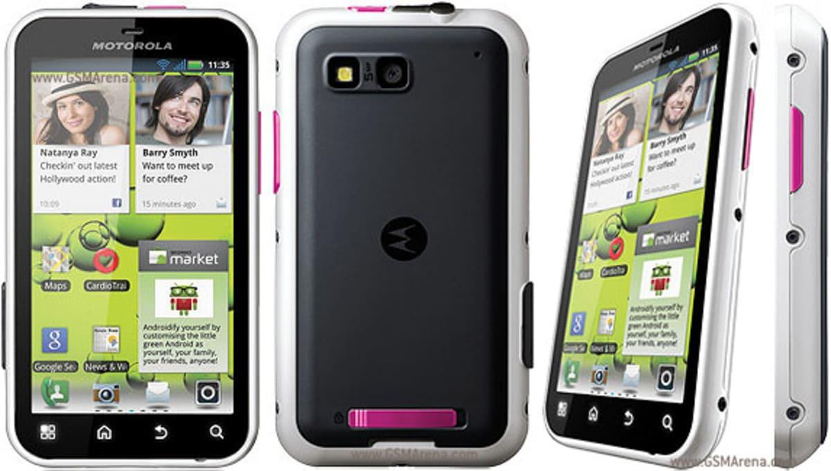 Motorola Defy+ 1 0