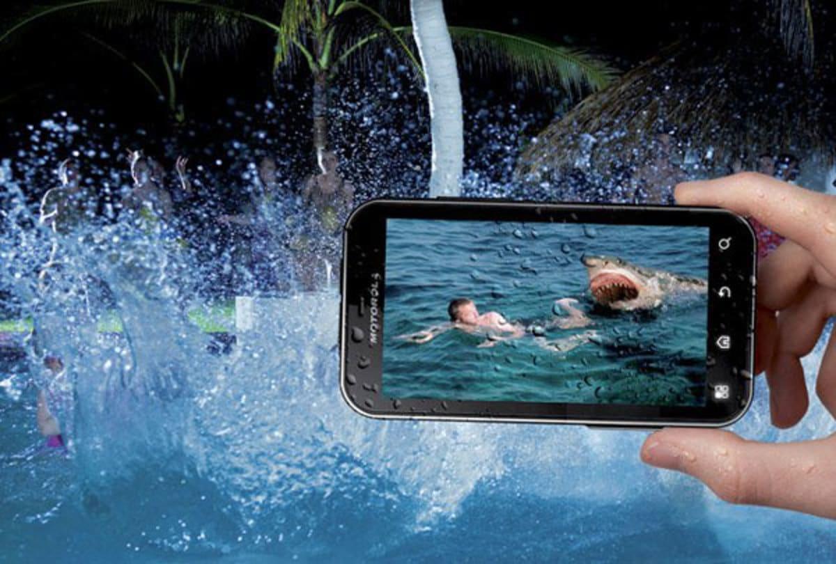 Motorola Defy+ 2 1