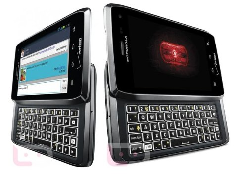 Motorola Droid 4 1 1