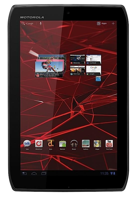 Motorola Xoom 2 Media Edition 2 3