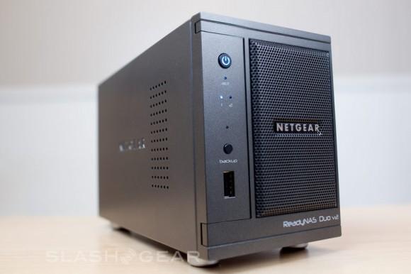Netgear ReadyNAS Duo 1 0