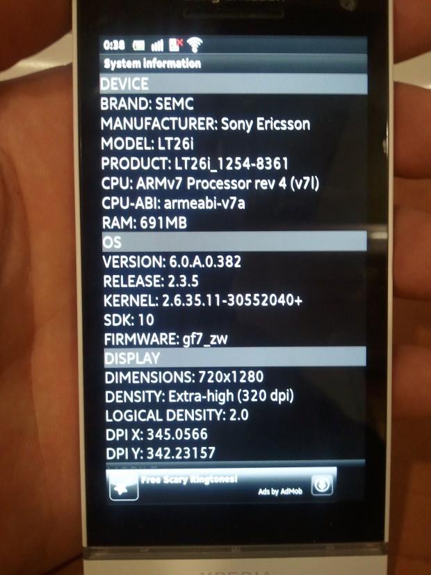 lchapuzasinformatico.com wp content uploads 2011 11 Sony Ericsson Xperia Nozomi LT26i 2 e1320531621615 1