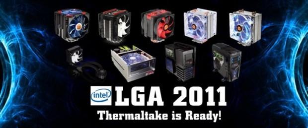 Thermaltake LGA2011 1 e1320187897400 Thermaltake ofrece gratis su kit de montaje para sockets LGA2011
