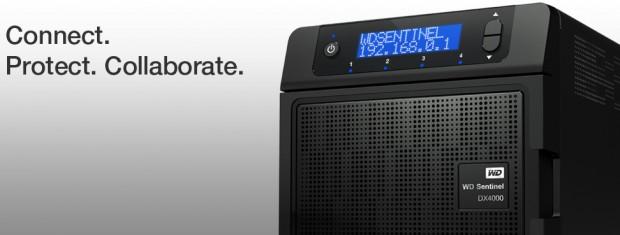 Western Digital Sentinel DX4000 1 e1321373595419 0