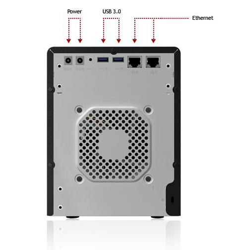 Western Digital Sentinel DX4000 3 2