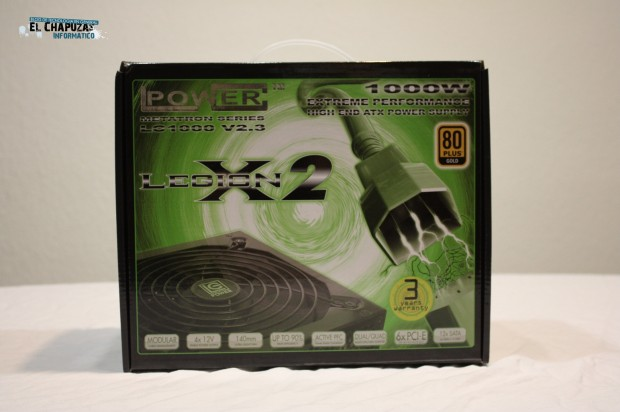 1 LC POWER LEGION X2 CAJA 1 e1322762388212 Review: LC POWER LC1000 1000W V2.3 Legion X2