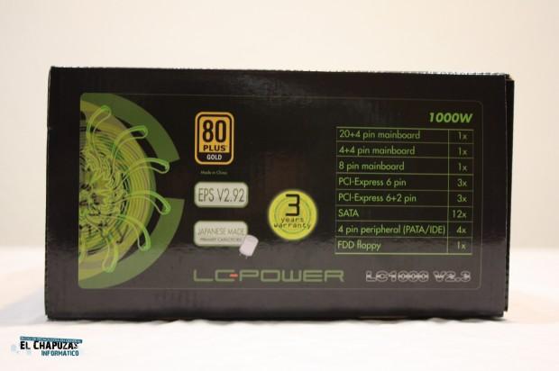 1 LC POWER LEGION X2 CAJA 2 e1322762437160 Review: LC POWER LC1000 1000W V2.3 Legion X2