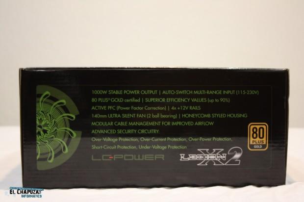 1 LC POWER LEGION X2 CAJA 4 e1322762525680 Review: LC POWER LC1000 1000W V2.3 Legion X2