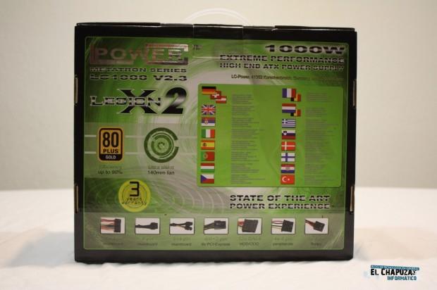 1 LC POWER LEGION X2 CAJA 5 e1322763536177 Review: LC POWER LC1000 1000W V2.3 Legion X2