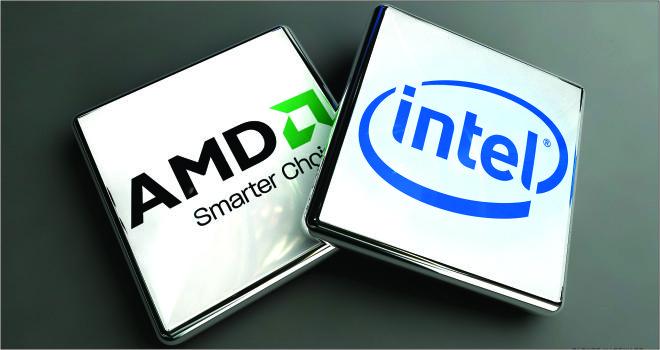32 Procesadores Intel Y Amd A Prueba
