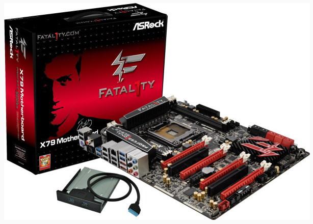 ASRock Fatal1ty X79 Professional 3 2