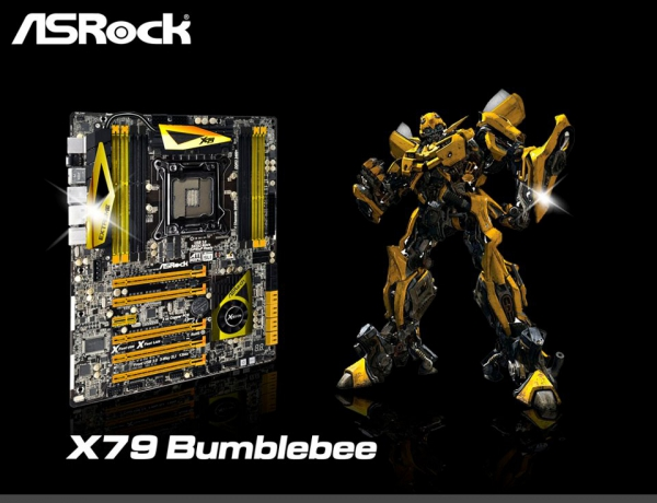 ASRock X79 Bumblebee 1