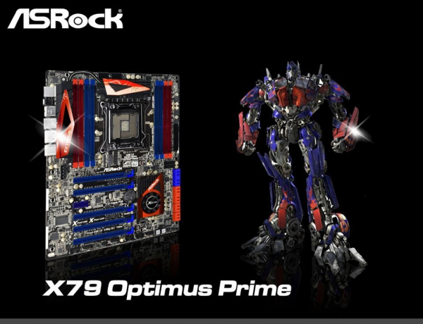 ASRock X79 Optimus Prime 0
