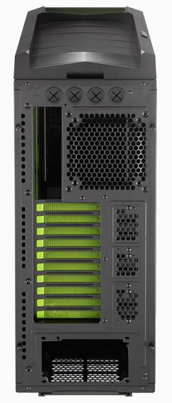 Aerocool XPredator Evil Green Edition 6 5