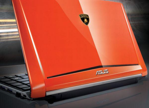 Asus Lamborguini VS6S 1 Asus enseña el Lamborghini VX6S basado en Cedar Trail