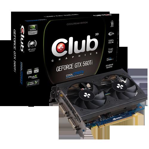 Club 3D GTX 560 Ti Battlefield 3 Limited Edition 1