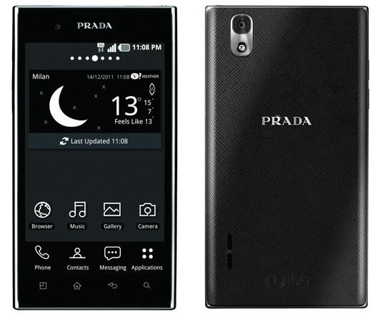 LG Prada 3.0 0
