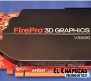 Nvidia Quadro FX 1800 no es rival para la AMD FirePro V5800