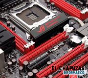 Asus Micro-ATX Rampage IV Gene LGA2011 en imágenes