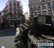 Navegando por Google Street View como Battlefield 3