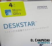 Hitachi lanza disco duro de 4TB en Japón