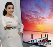 LG presenta un televisor 3D de 84 pulgadas con Ultra Definición