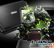 MSI anuncia el portátil gaming GT780DX