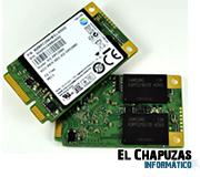 Samsung PM830: SSD mSATA de hasta 256GB