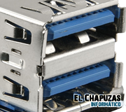 Logo Sharkoon USB 3.0 adaptador