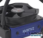 Zalman CNPS20LQ: Su debut en la refrigeración líquida