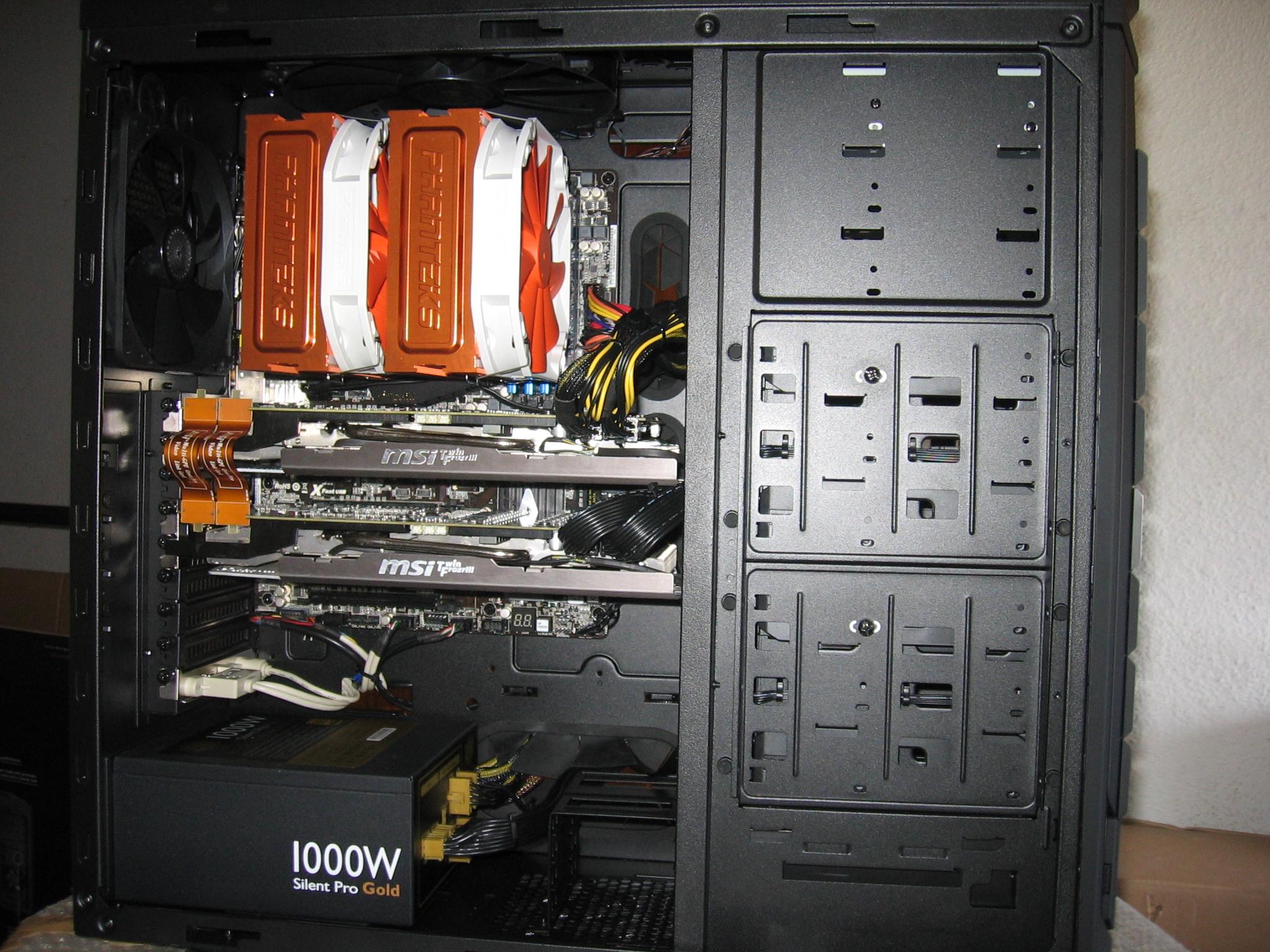 Has comprado en Aussar? ¡Muéstranos tu nuevo PC!