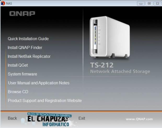 QNAP TS 212 Turbo NAS Instalación 2 e1324831705942 15