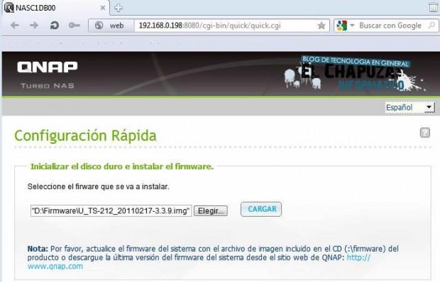 QNAP TS 212 Turbo NAS Instalación 6 e1324831851379 19