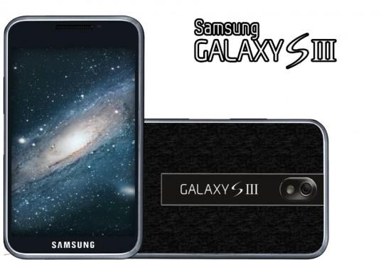 Samsung Galaxy S III Concept 0