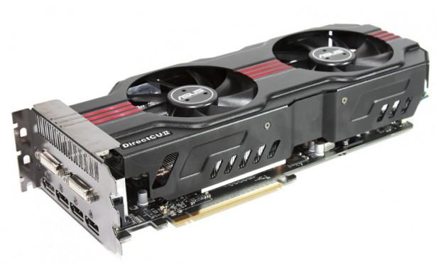 ASUS HD 7970 DirectCU II 0