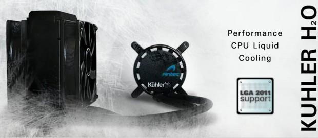 Antec Kuhler H2O 920 y Kuhler H2O 620 LGA2011 620x270 Antec regala el soporte LGA2011 para el Kuhler H2O 920 y 620