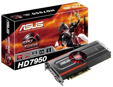 Asus HD7950 3GD5 0