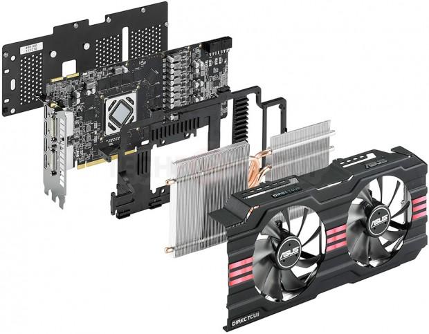 Asus Radeon HD 7970 DirectCu II 3 620x483 3