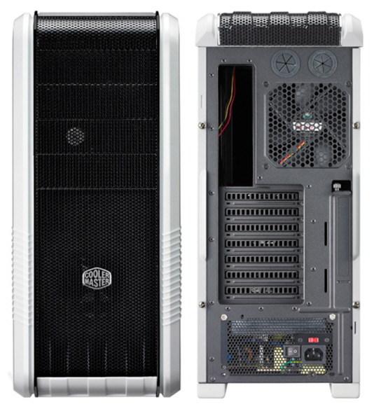 Cooler Master 690 II Advanced Black White Edition 2 1