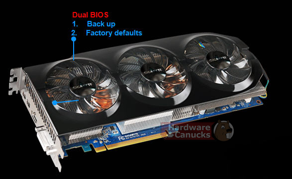 Gigabyte HD 7970 Windforce 3x OC GV R797OC 3GD 1 0