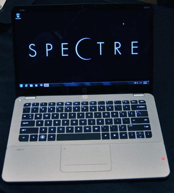 HP Envy 14 Spectre 1 0