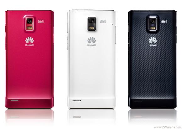 Huawei Ascend P1 y Ascend P1 S 4 3