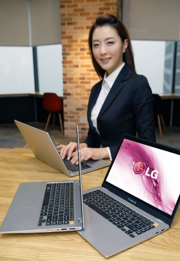 LG XNote z330 LG presenta dos Ultrabooks, dos Notebooks y un All in One (Noticia 2.000)