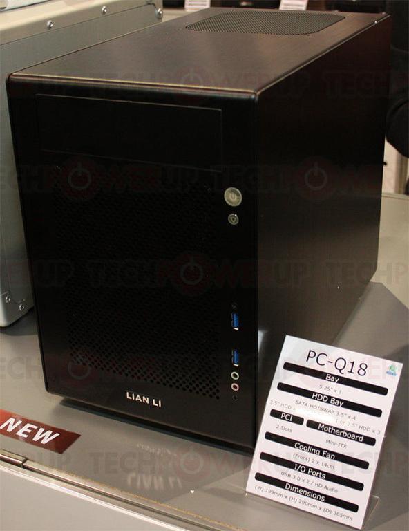 Lian Li PC Q18 0