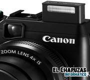 CES 2012: Cámara Canon G1 X