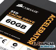 CES 2012: Corsair presenta los SSD Corsair Accelerator